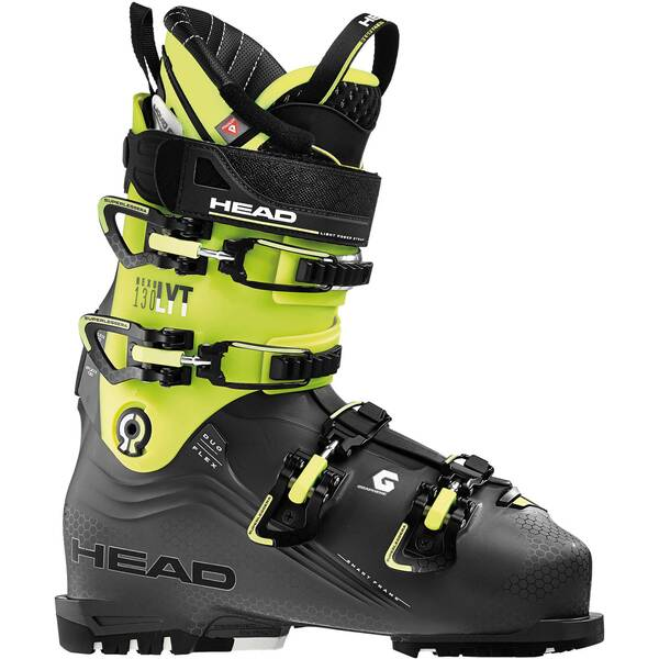HEAD Skischuhe NEXO LYT 130 ANTHRACITE / YELLOW