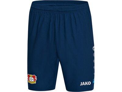 JAKO Herren Bayer 04 Leverkusen Short Bayer Blau