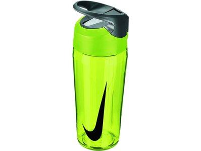 "NIKE Trinkflasche ""Hypercharge Straw Bottle"" 473 ml Grau"