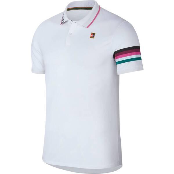 "NIKE Herren Poloshirt ""Court Advantage"" Slim Fit Kurzarm"
