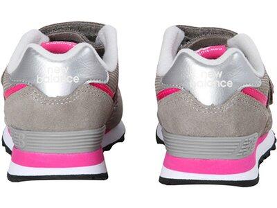 "NEWBALANCE Mädchen Sneaker ""574 Core"" Grau"
