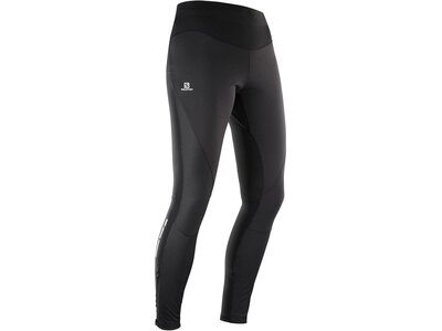 "SALOMON Damen Lauftights ""Trail Runner WS"" Schwarz"