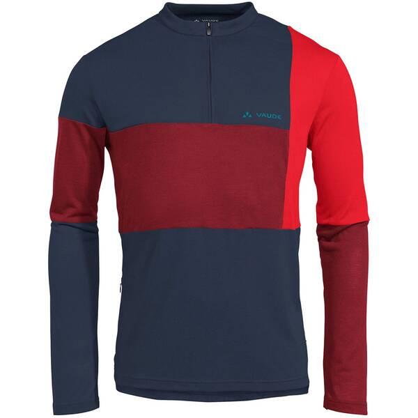 "VAUDE Herren Radtrikot ""Mens Tremalzo LS Shirt II"""