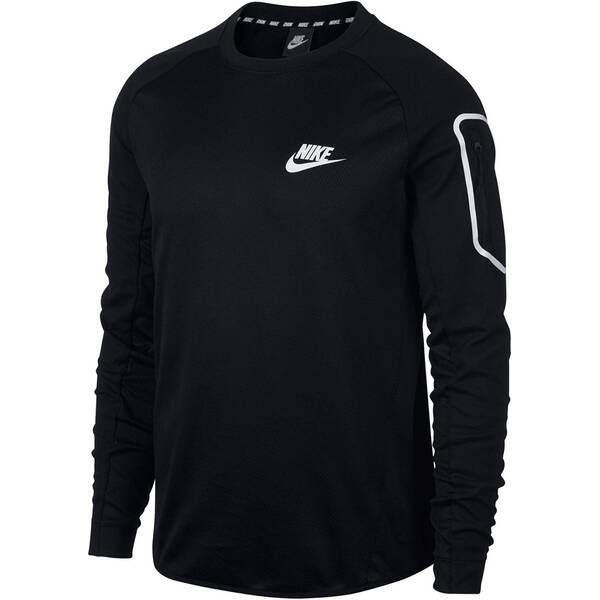 NIKE Herren Shirt Advance 15 Langarm