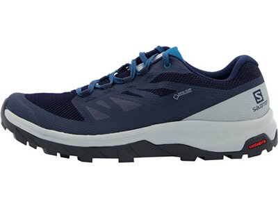 """SALOMON Herren Bergsport Schuhe """"Outline GTX"""" Blau"""