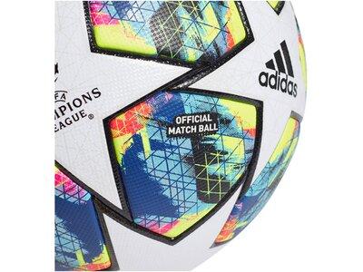 "ADIDAS Fußball Spielball ""Finale OMB"" Blau"