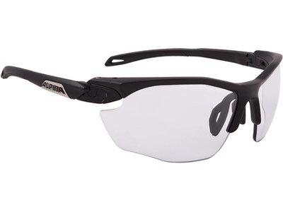 """ALPINA Sportbrille/Sonnenbrille """"Twist Five HR VL+"""" Schwarz"""