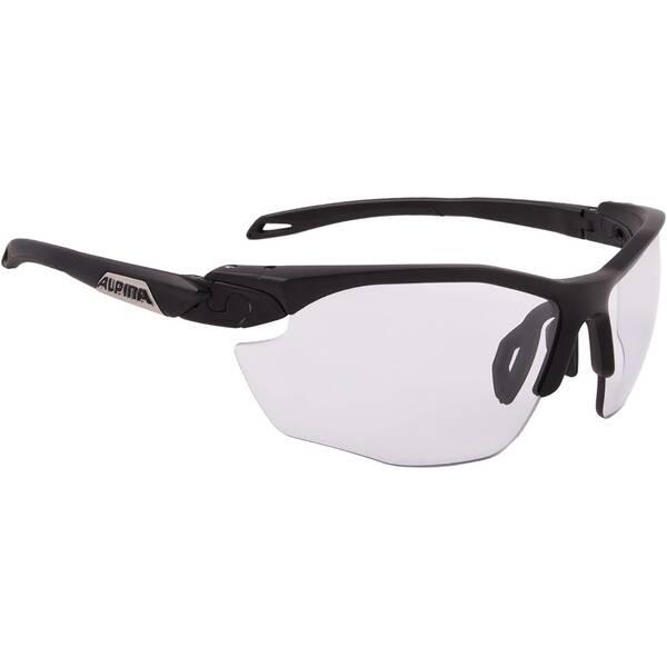 ALPINA Sportbrille TWIST FIVE HR black matt VLO+