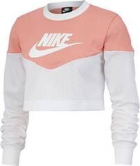 """NIKE Damen Sweatshirt """"Heritage"""" Cropped"""