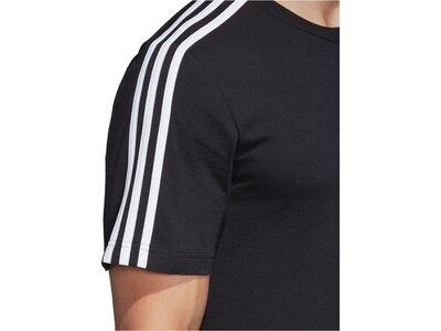 ADIDAS Herren Fitness-Shirt Kurzarm Grau