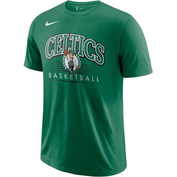 "NIKE Herren Basketballshirt ""Boston Celtics"" Kurzarm"