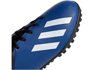 "ADIDAS Kinder Fußballschuhe Hartplatz ""X 19.4 TF J"" Blau"