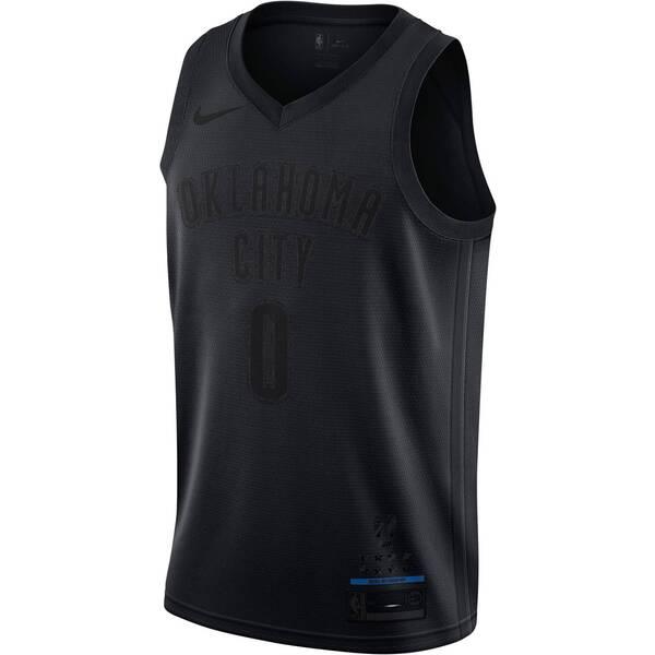 """NIKE Herren Basketball-Trikot """"MVP Swingman (Oklahoma City Thunder)"""" Ärmellos"""