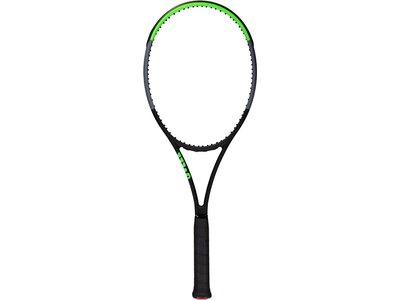 """WILSON Tennisschläger """"Blade 98 18x20 V7"""" unbesaitet Weiß"""