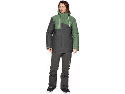 "PROTEST Herren Snowboardjacke ""Friston"" Grau"