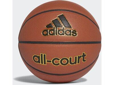 ADIDAS All-Court Basketball Braun