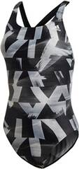 "ADIDAS Damen Badeanzug ""Athly X Graphic"""