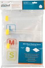 "EAGLECREEK Packbeutel ""Pack-It Compression Sac Set S/M/L"""