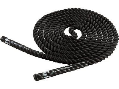 "ENERGETICS Springseil ""Battle Rope"" Schwarz"