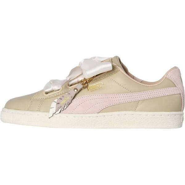 "PUMA Damen Sneaker ""Basket Heart Coach"""