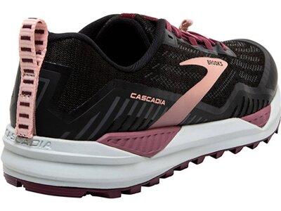 """BROOKS Damen Laufsport Trailrunningschuhe """"Cascadia 15"""" Schwarz"""