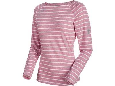 """MAMMUT Damen Klettershirt """"Wall Longsleeve Women"""" Pink"""