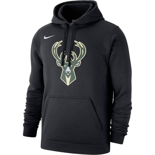 """NIKE Herren Sweatshirt """"Milwaukee Bucks"""""""