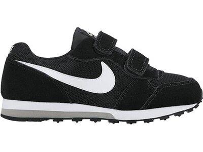 """NIKE Kinder Sneaker """"Runner 2"""" Silber"""