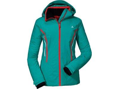 SCHÖFFEL Damen Skijacke Axams2 Grün