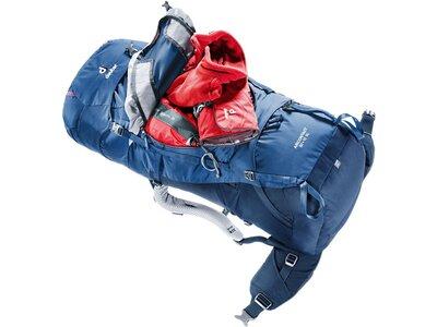 """DEUTER Damen Trekkingrucksack """"Aircontact 50 + 10 SL"""" Blau"""