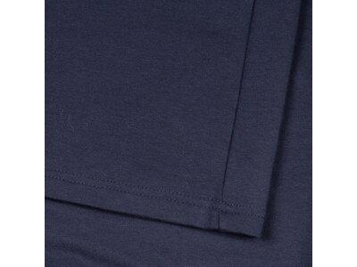 TAO Herren lange Freizeithose aus Bio Baumwolle (KbA), GOTS zertifiziert HANSI Blau