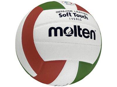 MOLTENEUROPE Hallen Volleyball- Molten Sensi Touch IV58LC Weiß