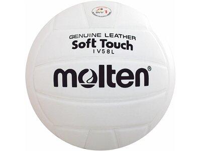 Volleyball IV58L Weiß