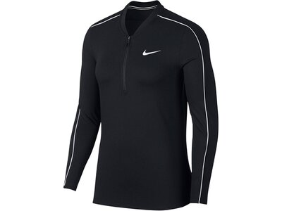 "NIKE Damen Sweatshirt ""Dry"" Schwarz"