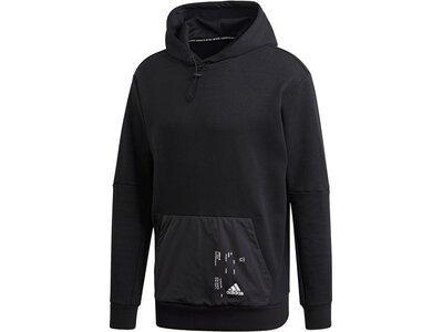 """ADIDAS Herren Sweatshirt """"Tech Hoodie"""" Schwarz"""