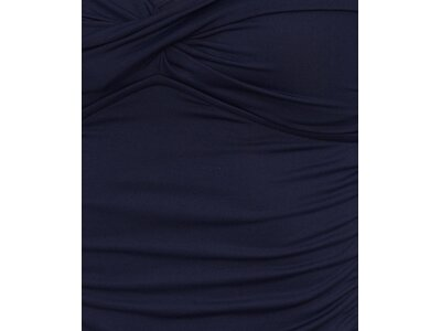 SEAFOLLY Damen Tankini-Top Twist Bandeau Halter Singlet Blau