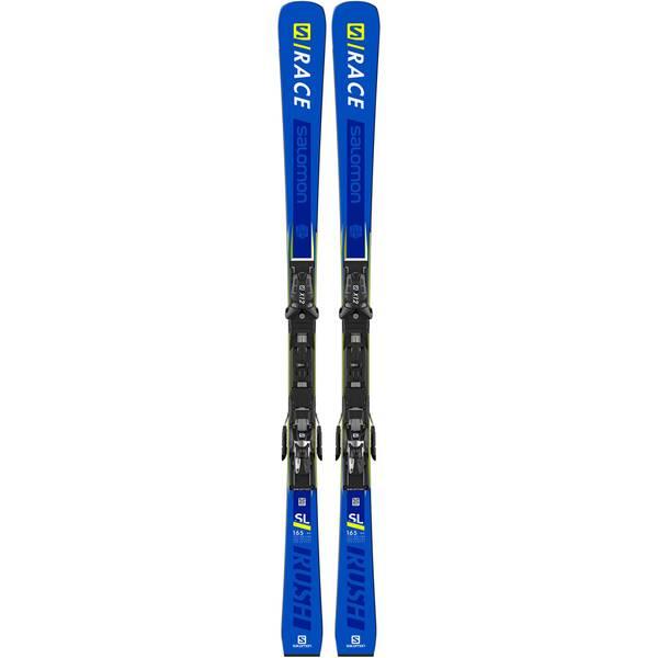 "SALOMON Skier ""S/Race Rush SL + X12 TL"""
