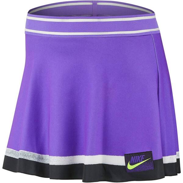 "NIKE Damen Tennisrock ""NikeCourt Slam Skirt NY NY """