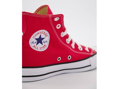 """CONVERSE Sneaker """"Chuck Taylor All Star Classic High Top"""" - Red Rot"""