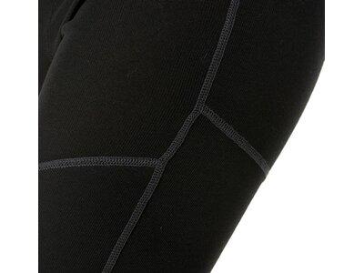 ODLO Damen Funktionsunterhose X-Warm Pants Schwarz