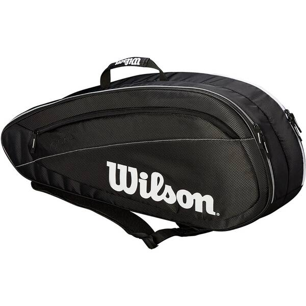 WILSON Tennistasche Fed Team Coll. 6Pkg