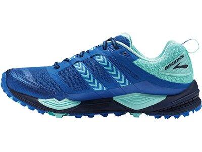 """BROOKS Damen Trailrunningschuh """"Cascadia 12"""" Blau"""
