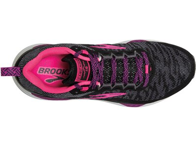 BROOKS Damen Trailrunningschuhe Cascadia 14 Schwarz
