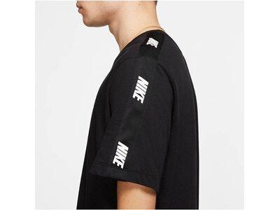 "NIKE Herren T-Shirt ""Hybrid"" Schwarz"
