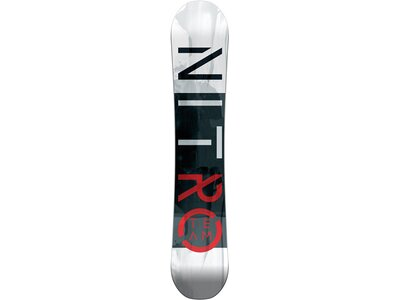 "NITRO Herren Snowboard ""Team Wide Gullwing BRD20"" Lila"