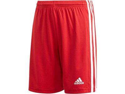 ADIDAS Fußball - Teamsport Textil - Shorts Squadra 21 Short Kids Rot