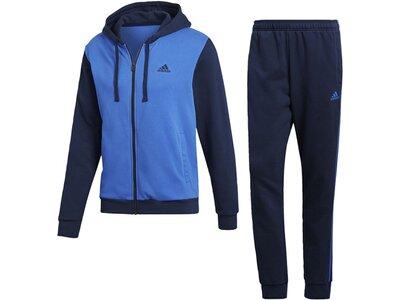 ADIDAS Herren Energize Trainingsanzug Blau