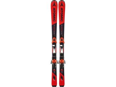 "ATOMIC Kinder Skier ""Redster J2 130-150 + L7 ET"" inklusive Bindung Rot"