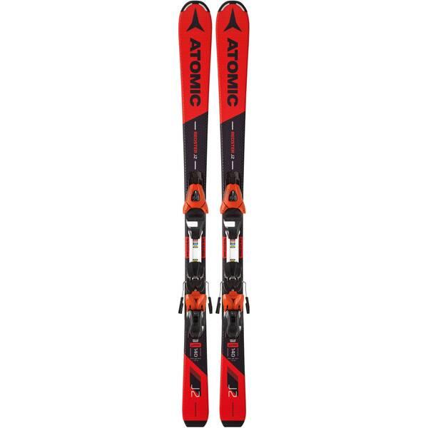 """ATOMIC Kinder Skier """"Redster J2 130-150 + L7 ET"""" inklusive Bindung"""
