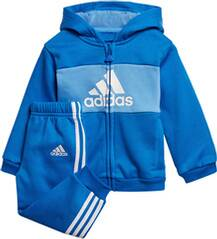 "ADIDAS Jungen Baby Trainingsanzug ""Logo Hooded Fleece"""
